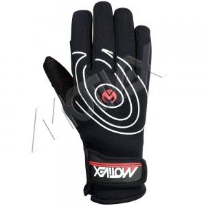 Neoprene Sailing Gloves 8702-21 back