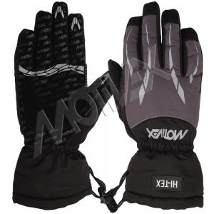 Motivex Winter Sailing Glove Grey/Black-SGW-8701-00