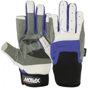 Motivex Sailing Gloves Long Fingers-SGL-8677-00